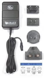 Mains charger for PCV / PCIV